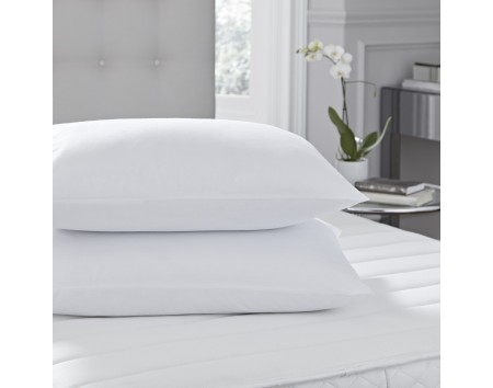 PURE COTTON PILLOW 2 PACK